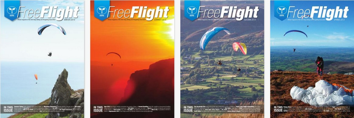 Free Flight front covers